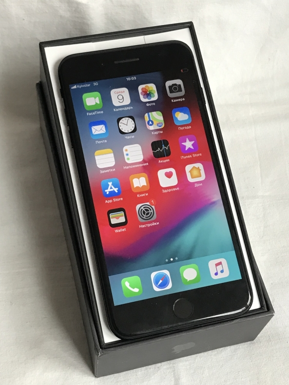 iphone 7 Plus 256 Gb Get Black Б/У