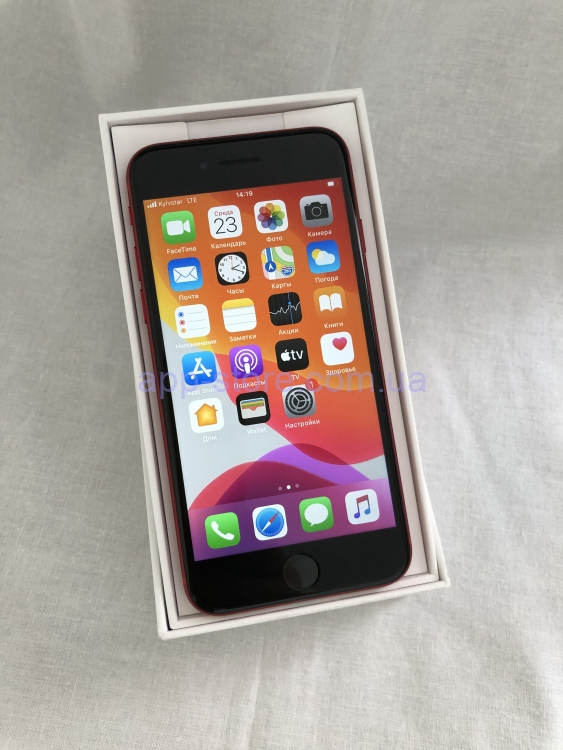 iphone 8 64 Gb Red Б/У