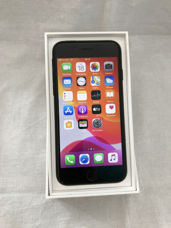 iphone 7 128 Gb Black Б/у