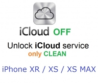 iCloud Remove iPhone XR / XS / XS MAX