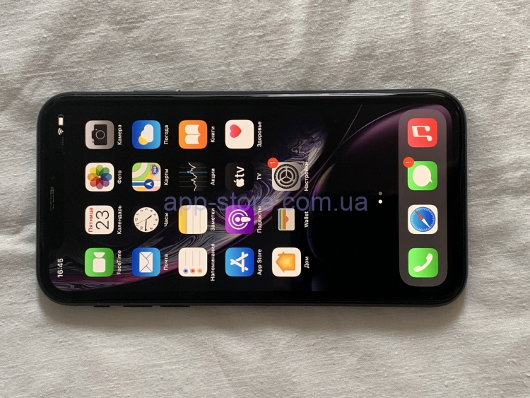 iphone XR 64 Gb Black Б/у